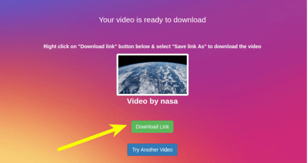 Instagram Video For Download